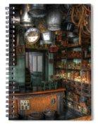 Ironmonger's Shop Spiral Notebook