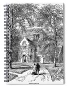 Irving: Sunnyside Spiral Notebook