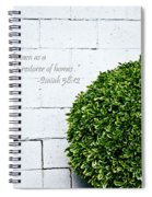 Isaiah 58 Vs 12 Spiral Notebook