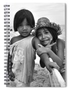 Island Kids Spiral Notebook