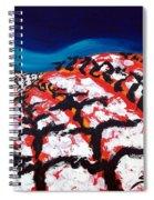 Island Vineyard Spiral Notebook