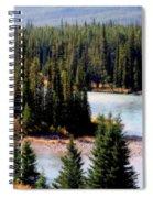 Islands In The Stream Spiral Notebook