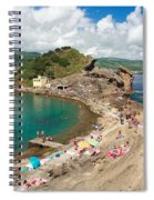 Islet In The Azores Spiral Notebook