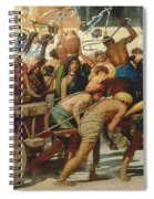 Israel In Egypt Spiral Notebook