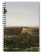 Italian Scene Composition Spiral Notebook