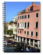 Italian Views Spiral Notebook