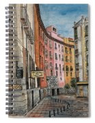 Italian Village 2 Spiral Notebook