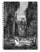 Italy: Tivoli Spiral Notebook