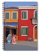 Italy Venice  Spiral Notebook