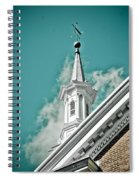 It's A Beautiful Day Spiral Notebook