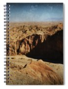 It's A Big Desert Out There Spiral Notebook
