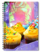 It's A Party Spiral Notebook