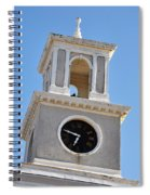 It's About Time Spiral Notebook