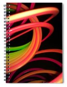Its Fun For A Girl And A Boy Spiral Notebook