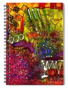 It's Time Spiral Notebook