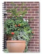 Ivy And Things Spiral Notebook