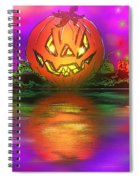 Jack And Friends By The Waters Edge Spiral Notebook