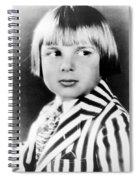 Jackie Coogan (1914-1984) Spiral Notebook