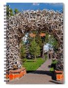 Jackson Hole Spiral Notebook