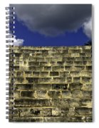 Jaguar Stairway Two Spiral Notebook