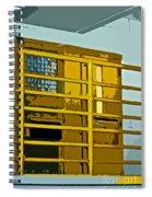 Jail Cell Spiral Notebook