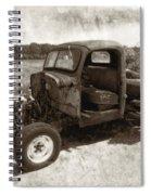 Jalopy Spiral Notebook