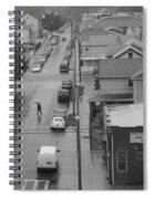 Jamaica Queens Spiral Notebook