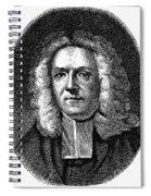 James Blair (1655-1743) Spiral Notebook