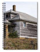 James Center Township School Spiral Notebook