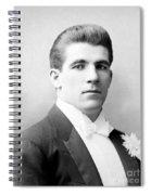 James J. Corbett Spiral Notebook