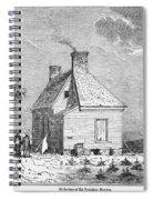 James Monroe Birthplace Spiral Notebook