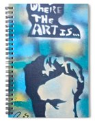 James The Dean Spiral Notebook