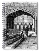 James Watt: Tomb, 1819 Spiral Notebook