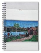 Jamison Barn Spiral Notebook