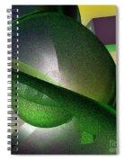 jammer Quantum View Spiral Notebook