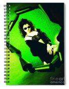 Jane Joker 3-2 Spiral Notebook