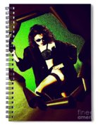 Jane Joker 3 Spiral Notebook