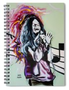 Janis Spiral Notebook