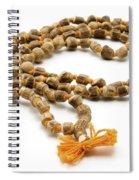 Japa Mala Spiral Notebook