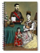 Japan: Imperial Family Spiral Notebook