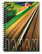 Japan Spiral Notebook