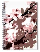 Japanese Blossom  Spiral Notebook