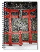 Japanese Garden Bbg Spiral Notebook