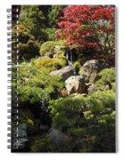 Japanese Tea Gardens San Francisco Spiral Notebook