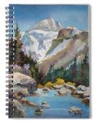 Jasper In Colour Spiral Notebook