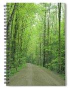 Jasper Woods Spiral Notebook