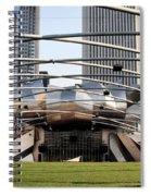 Jay Pritzker Pavillion - 1 Spiral Notebook