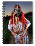 Jazzy Jeff's Junk 10.0 Spiral Notebook