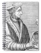 Jean Fernel, French Physician Spiral Notebook