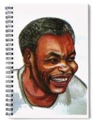 Jean Pierre Dikongue Pipa Spiral Notebook